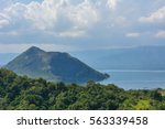 Taal Volcano  Luzon Island Of...