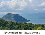 Taal Volcano  Luzon Island Of...