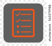 checklist page interface... | Shutterstock .eps vector #563379988