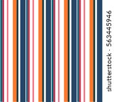abstract vector striped... | Shutterstock .eps vector #563445946