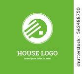 illustration design of business ... | Shutterstock .eps vector #563488750