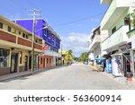 akumal  mexico   8 january 2017 ...   Shutterstock . vector #563600914