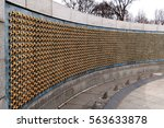 Wall Of Stars World War Ii...