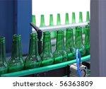 technological line for washing... | Shutterstock . vector #56363809