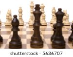 chess | Shutterstock . vector #5636707