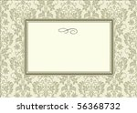 seamless pattern and decorative ... | Shutterstock .eps vector #56368732