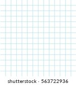 notebook paper texture cell... | Shutterstock .eps vector #563722936