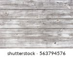 White Wood Texture With Natura...