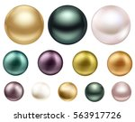 Large Colored Jewelry Pearl...