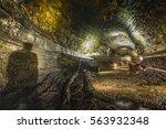 jeju  korea   april 14  2015 ... | Shutterstock . vector #563932348