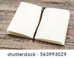 blank catalog  magazines book...   Shutterstock . vector #563993029