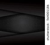 vector of abstract metallic... | Shutterstock .eps vector #564001186