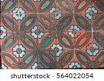 beautiful ceramic tiles   Shutterstock . vector #564022054