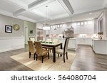 Lovely Craftsman Style Dining...