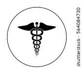pharmacy icon | Shutterstock .eps vector #564084730
