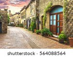Flower Filled Streets Of The...