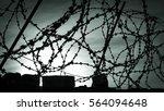 Barbed Wire. Ruumu Prison ...