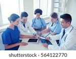 hospital  medical education ...   Shutterstock . vector #564122770