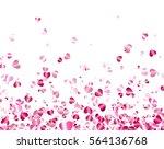 white love valentine's... | Shutterstock .eps vector #564136768