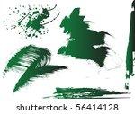 grunge vector | Shutterstock .eps vector #56414128
