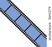 the movie film | Shutterstock . vector #5641579