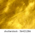 Luxury golden texture - stock photo