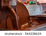 old machine for prepare... | Shutterstock . vector #564238624