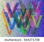v alphabet icon vector