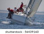 valencia  spain   july 2 ... | Shutterstock . vector #56439160