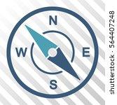compass vector icon.... | Shutterstock .eps vector #564407248