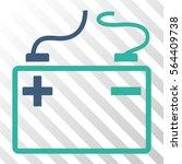 accumulator vector icon.... | Shutterstock .eps vector #564409738