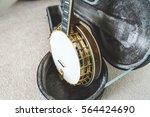 Modern Upscale Banjo In Custom...