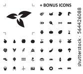 plant icon illustration...   Shutterstock .eps vector #564426088