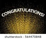 confetti background.... | Shutterstock .eps vector #564470848