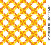seamless geometric pattern   Shutterstock .eps vector #564494284