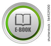 e book icon   Shutterstock .eps vector #564529300