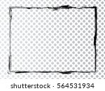 vector frames. rectangles for... | Shutterstock .eps vector #564531934