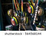 Handcrafts In Modelo Market In...