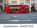 london  uk   october 3 2016 ... | Shutterstock . vector #564597919