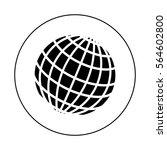 world icon | Shutterstock .eps vector #564602800