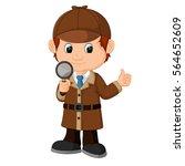 vector illustration of... | Shutterstock .eps vector #564652609