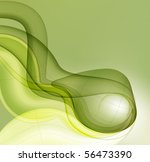 abstract green background  eps10 | Shutterstock .eps vector #56473390