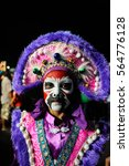 Small photo of NAKHON SAWAN, THAILAND-FEBRUARY 21: Unidentified actor showed in Chinese new year festival on february 20, 2015 on Nakhon Sawan, Thailand.