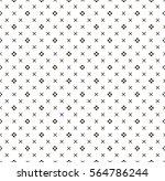 cross and dot. vector... | Shutterstock .eps vector #564786244