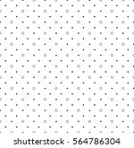 dot and bubble pattern. | Shutterstock .eps vector #564786304