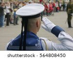 vilnius  lithuania   may 04 ... | Shutterstock . vector #564808450