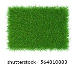 grass background texture. fresh ... | Shutterstock . vector #564810883