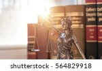 scales of justice symbol  legal ... | Shutterstock . vector #564829918