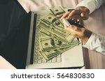 online business can make more...   Shutterstock . vector #564830830