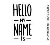 lettering photography family... | Shutterstock .eps vector #564865369